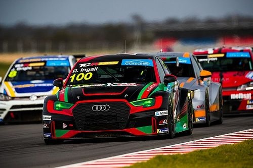 Ingall, Tander set for TCR Australia return