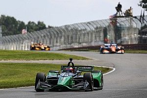 Rosenqvist: Ganassi 'trusted me' not to take out Dixon