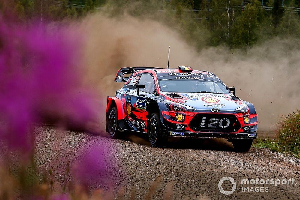 Le Rallye de Finlande est annulé