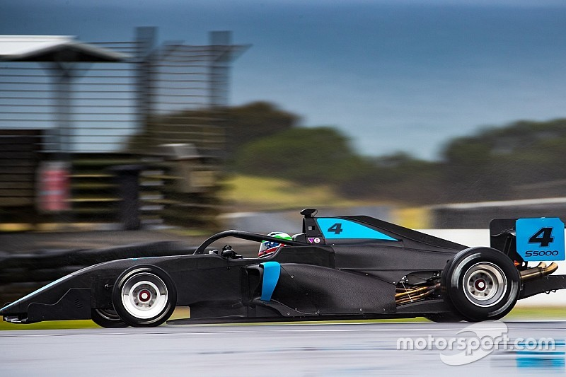 Ex-Australian F3 runner-up joins Sandown S5000 grid