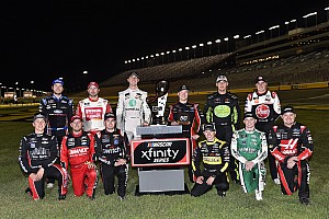 2019 NASCAR Xfinity Series playoff grid set