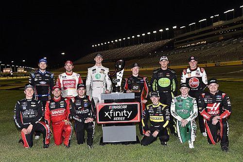 2019 NASCAR Xfinity Series playoff grid set