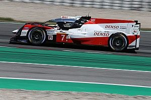 Toyota gets weight penalty for Silverstone WEC opener