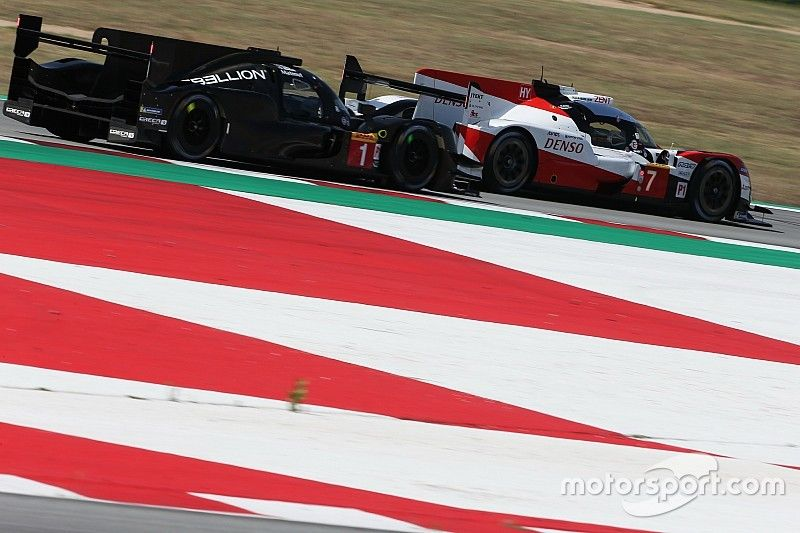 WEC Prologue: Rebellion gets within 0.5s of Toyota