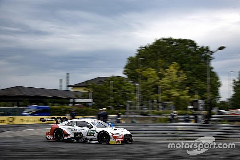 Norisring DTM: Rast, son sıraya düşmesine rağmen kazandı