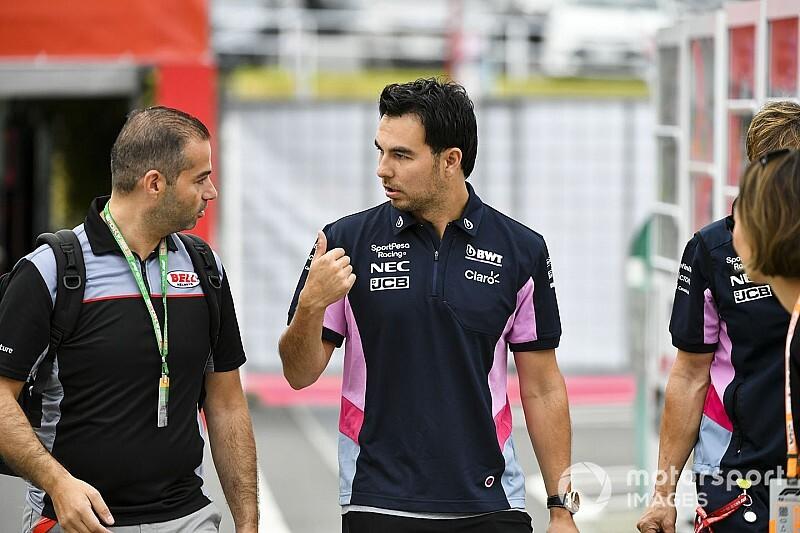 Perez: Sajnos Gasly tönkretette a versenyünket
