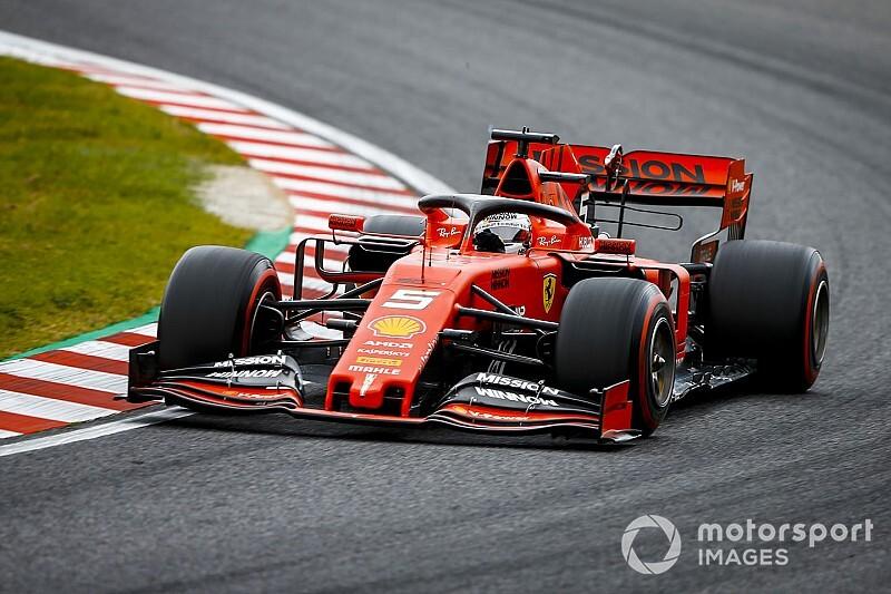 Vettel 'voa' em Suzuka e crava a pole do GP do Japão