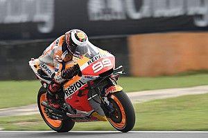 """Lorenzo: """"Márquez es más rápido que el resto aún estando lesionado"""""""