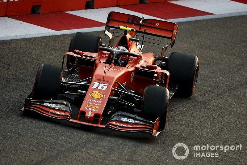 F1シンガポールFP3:勢力図の見えないセッションに。ルクレール最速、アルボン5番手