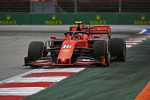 EL3 - Leclerc mène un doublé Ferrari, Mercedes en embuscade