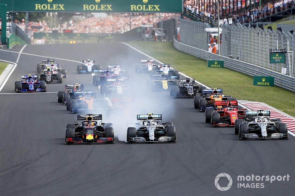 'Dit seizoen slechts zes Europese F1-races op drie circuits'