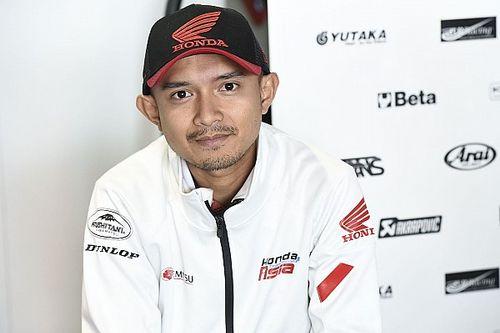 Dimas Ekky absen dua balapan Moto2