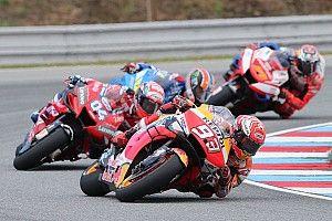 Dovizioso: Fase de Márquez deixou seus rivais em crise na MotoGP