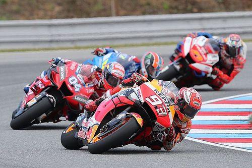 """Dovizioso: Marquez form has left MotoGP rivals """"in crisis"""""""