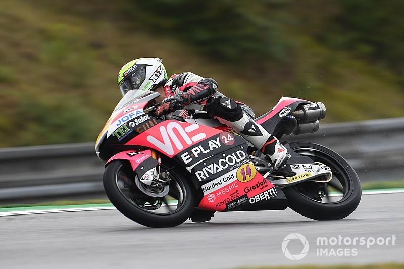 Moto3, Red Bull Ring, Libere 3: lampo con record di Arbolino