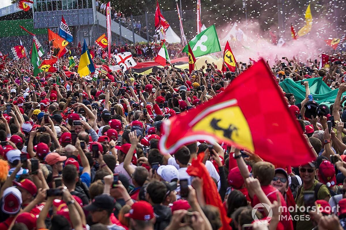 "Les rumeurs d'annulation du GP d'Italie? Des ""fake news"""