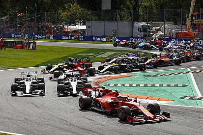 Monza result made F1 feel like