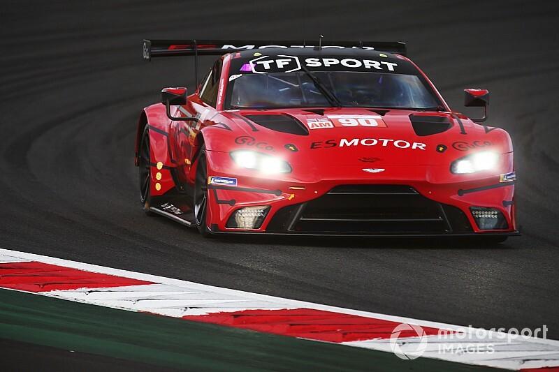 Keating Porsche sıralama turlarından ihraç edildi, Salih pole pozisyonunda!