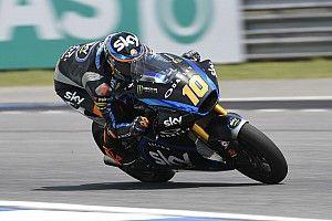 Moto2 Buriram: Dominante Marini wint, WK-leider Marquez vijfde