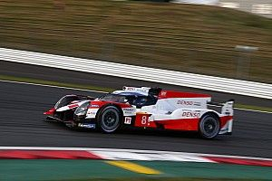 Fuji WEC: Toyota goes 1.4s clear in FP2
