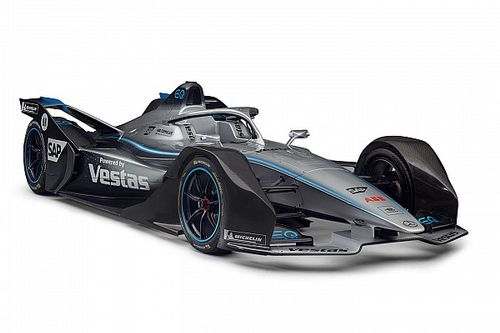 GALERIA: Mercedes revela carro e terá Vandoorne e de Vries em estreia na Fórmula E