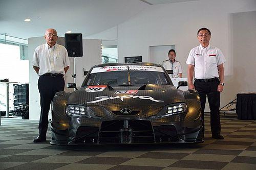Toyota descubre su Supra para el Super GT 2020