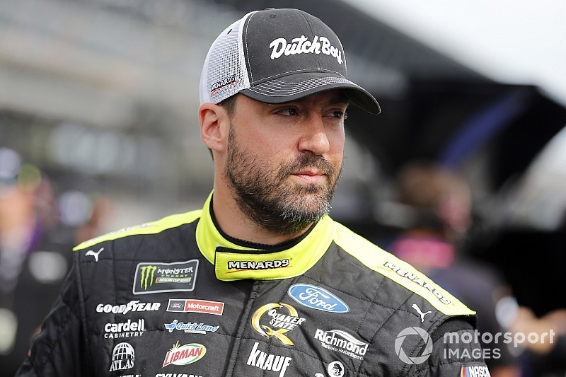 "Paul Menard still loves racing but ""I love my family more"""