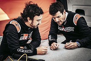 Marc Coma devient copilote de Fernando Alonso, Dakar en vue