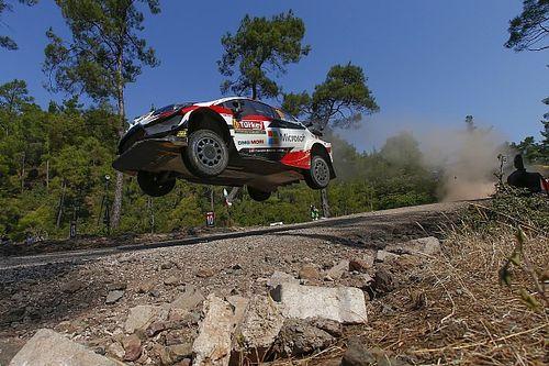 WRC, Rally Turchia, PS4: scratch di Latvala. Lappi allunga!