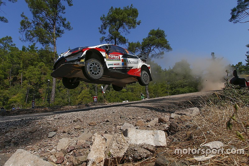 WRC, Rally Turchia, PS4: scratch di Latvala. Lappi allunga!