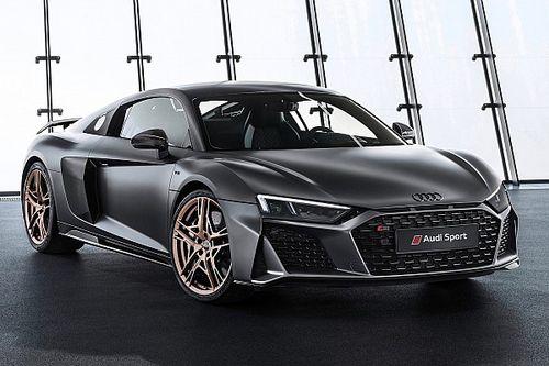 Mira como se fabrica el Audi R8 V10