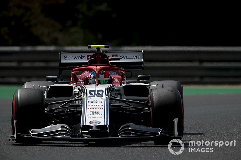 Giovinazzi hit with grid penalty for impeding Stroll