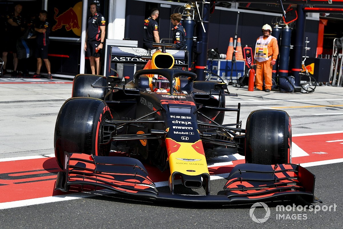 "Honda facing ""very complicated"" Red Bull penalty call"