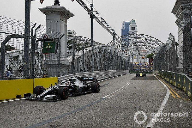 Hamilton et Mercedes sous enquête des commissaires
