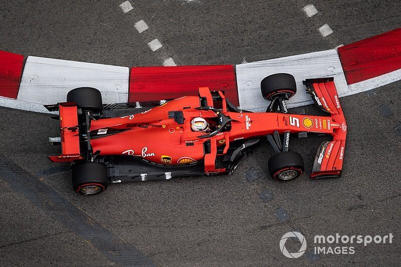 Vettel szerint a Ferrari nem elég gyors Szingapúrban