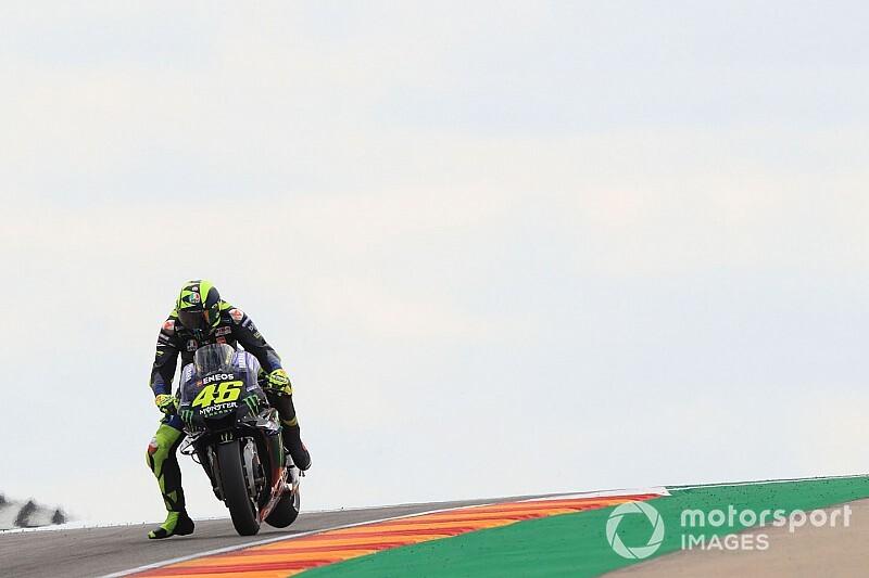 """Rossi: """"Está llegando gente nueva a Yamaha y necesitamos algo de tiempo"""""""