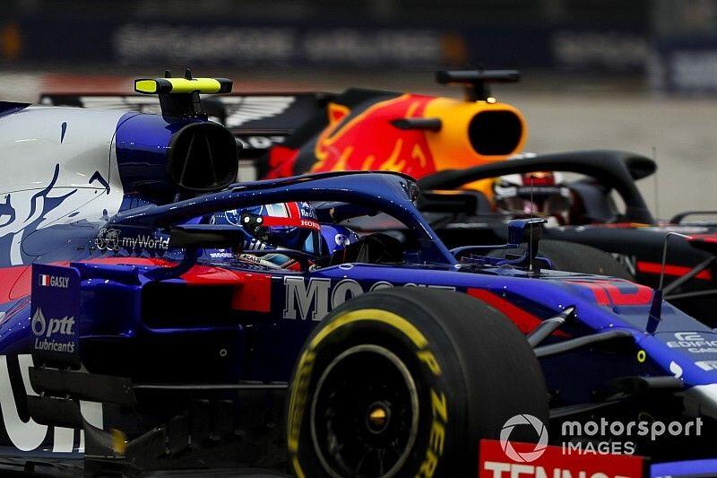 Les pilotes Honda F1 pénalisés sur la grille à Sotchi