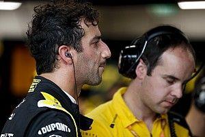 Hivatalos: Ricciardót kizárták az időmérő edzésről