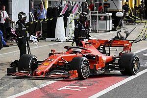 Coulthard: Vettel konsantrasyonunu kaybetmemeli