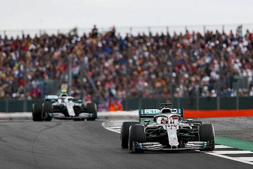 Alasan Hamilton tak lakukan pit stop kedua