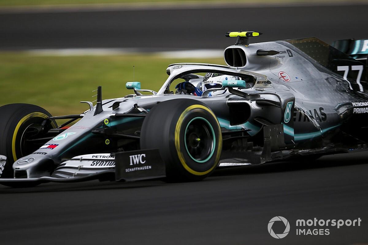 Mercedes anuncia teste de dois dias em Silverstone na próxima semana