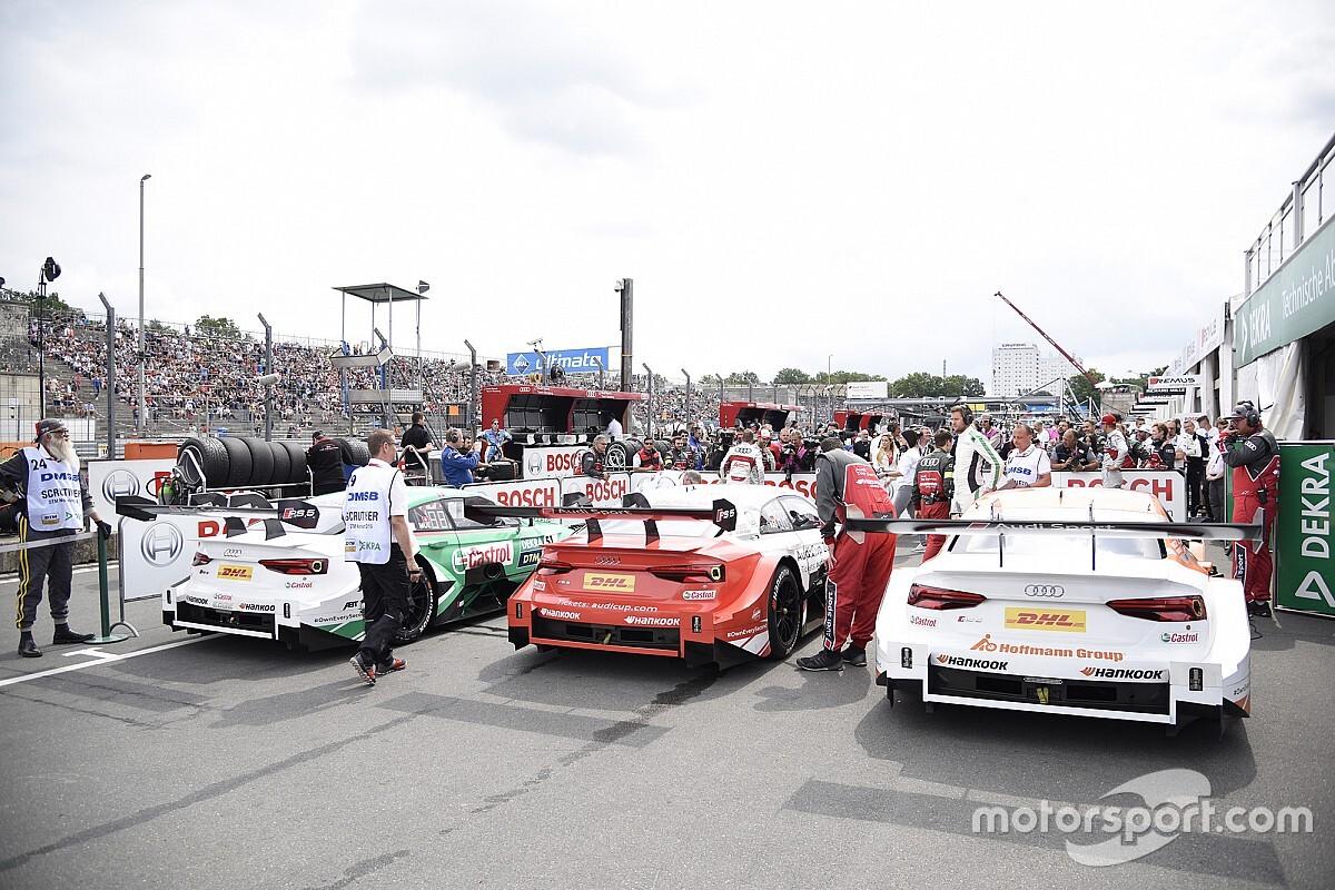 DTM: il calendario cambierà ancora, tremano Norisring e Zolder