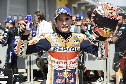 Marquez ready to sacrifice German GP streak to protect lead