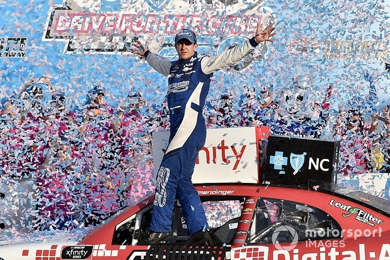 Allmendinger to run eight NASCAR Xfinity Series races in 2020