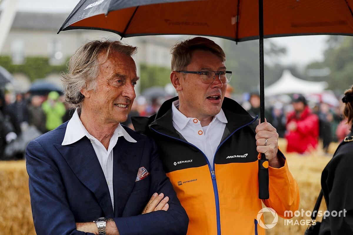 Hakkinen, Leclerc'in performansından etkilendi