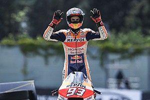 Statistieken: Waarom Marquez de King van de Sachsenring is