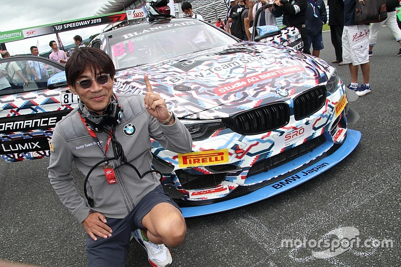 BMW Team Studie鈴木代表が語る(1)アジアにおけるGT4市場の現状