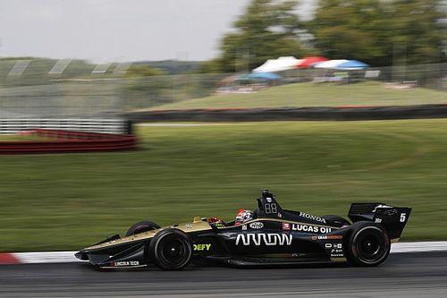 Hinchcliffe pilotera bien pour Arrow McLaren SP en 2020