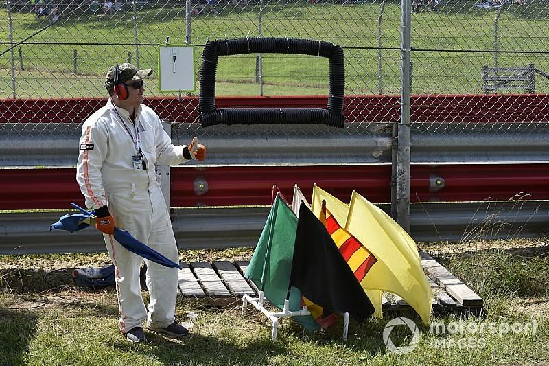 «Это гоночная желтая карточка». Маси вернул в Ф1 старое наказание