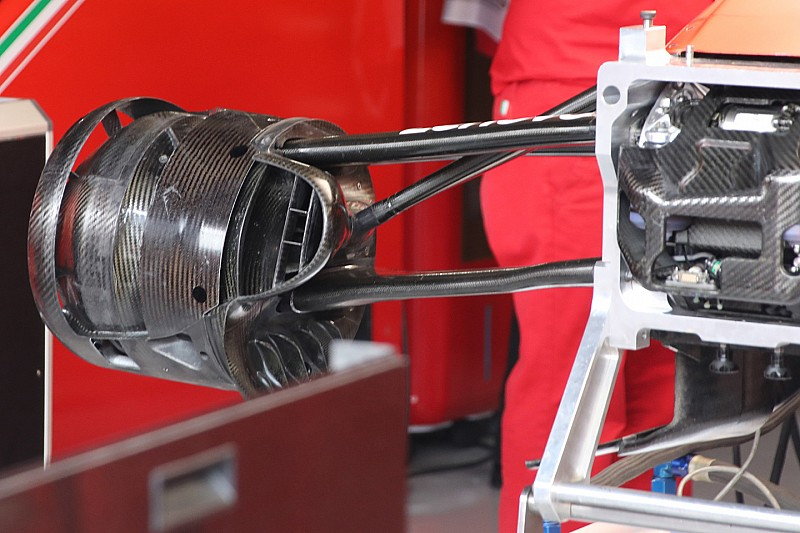 Ferrari: c'è un segreto nella SF90 veloce a Hockenheim?